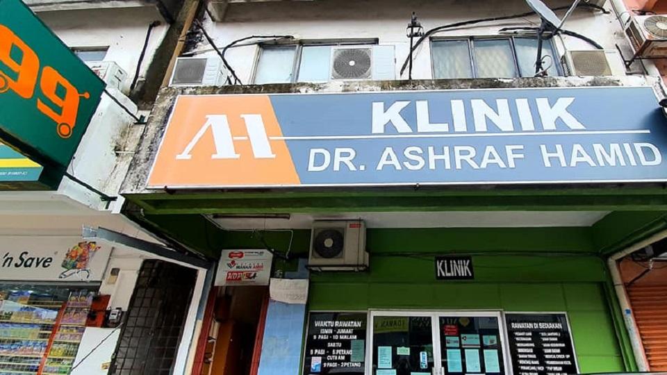 Klinik Dr Ashraf